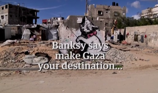 After Banksy: the parkour guide to Gaza