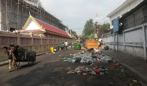 The Canadian Company Drowning in Phnom Penh's Garbage
