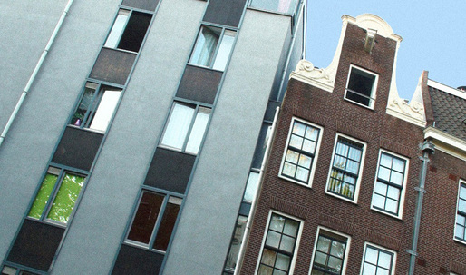 "Amsterdam's ""ugly"" architecture from the 70s proves resilient against gentrification"