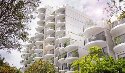 Just add balconies? Sydney deliberates future of brutalist housing landmark