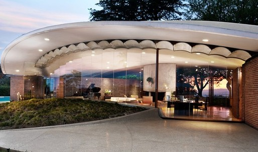 John Lautner's Silvertop home to list for $7.5 Million