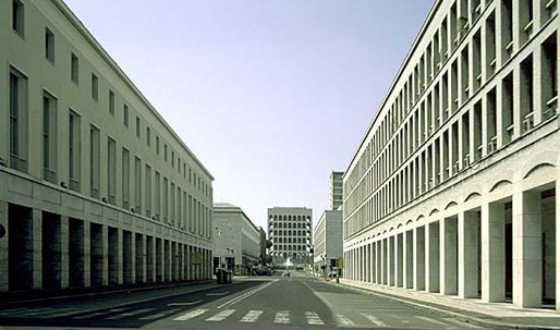 Italy's planned Holocaust museum moving to EUR, Mussolini's expo site
