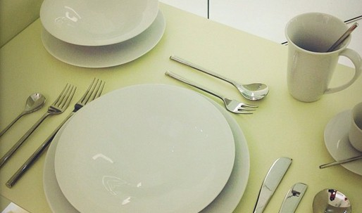 Toyo Ito's Flatware for Alessi