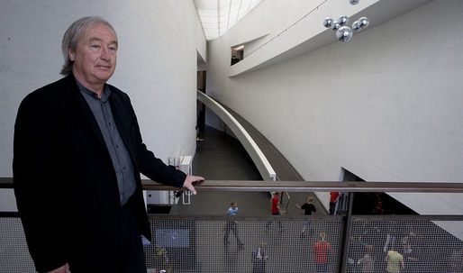 Steven Holl to be honored at 2017 BOMB Magazine Gala