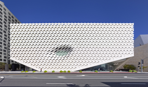Archinects critical round-up of Los Angeles Broad Museum