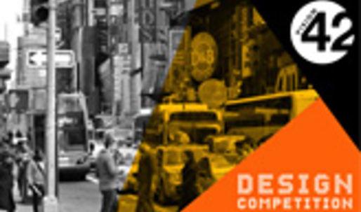 Submit your Vision42 entries to transform Manhattan's 42nd Street – Registration due September 8