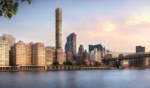 Foster + Partners-designed 3 Sutton Place shelved after developer defaults on loans