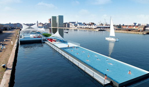 Badboot Lido Coming to Antwerp this Summer