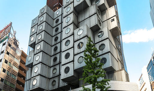 Surveying the failure of utopian ideals in Tokyo's Nakagin Capsule Tower