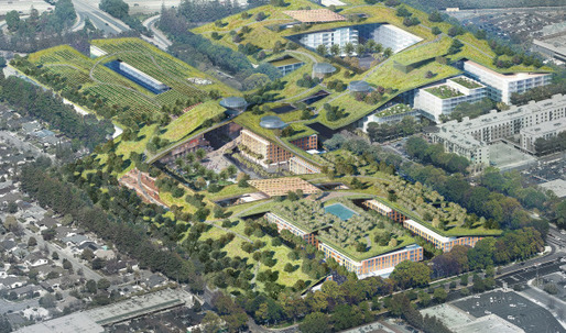 Proposed 30-acre green roof would be the world's largest