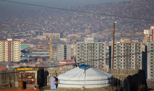 Life in Ulaanbaatar's tent city is hard – but Mongolians won't give up their gers