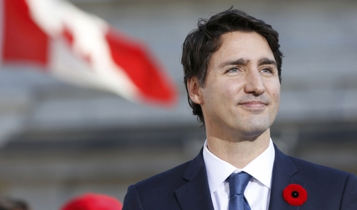 Trudeau stakes Canada's economic growth on architects