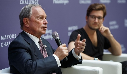 How the Bloomberg Mayors Challenge Is Being Received in Europe