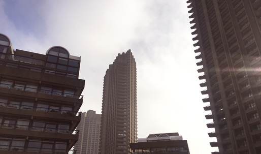 Iconic Buildings: I work at the Barbican Centre