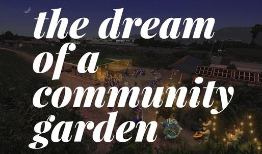 Educational space for flourishing community garden, Huerta Del Valle, Ontario, California
