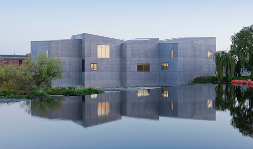 David Chipperfield-designed Hepworth Wakefield named Britain's Museum of the Year 2017