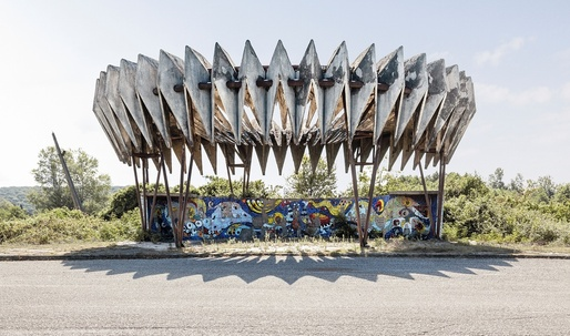 New photo book documents the beautifully outlandish architecture of Soviet bus stops