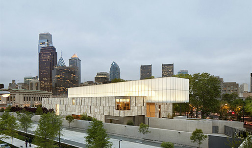 2013 AIA Architecture Firm Award Goes to Tod Williams Billie Tsien Architects
