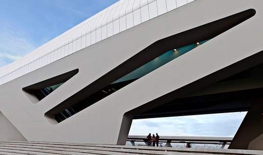 Almost two decades in the making, the ZHA-designed Napoli Afragola Station is finally inaugurated