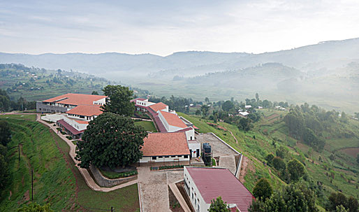 ShowCase: Butaro Hospital in Rwanda