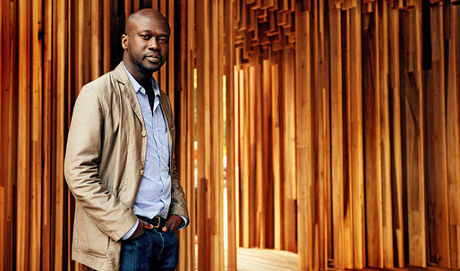 "David Adjaye named one of Time's ""100 Most Influential People"""