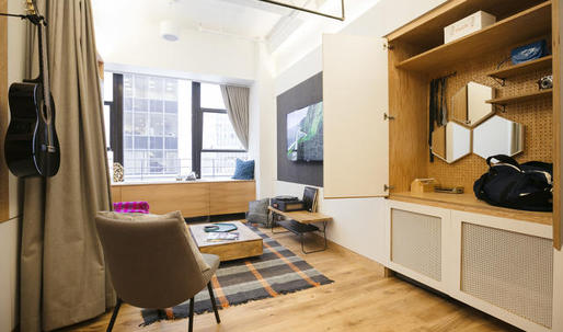 WeLive, WeWorks co-living venture, opens for beta testing in New York City