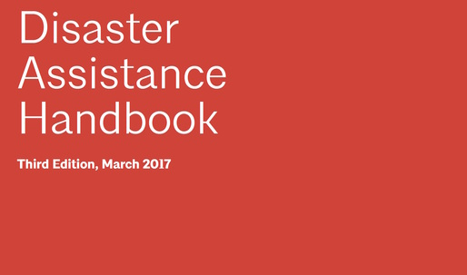 The AIA releases a revamped Disaster Assistance Handbook