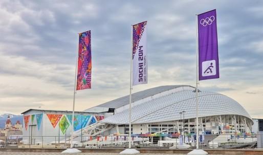 Will Sochi Olympics Architecture Win Gold?