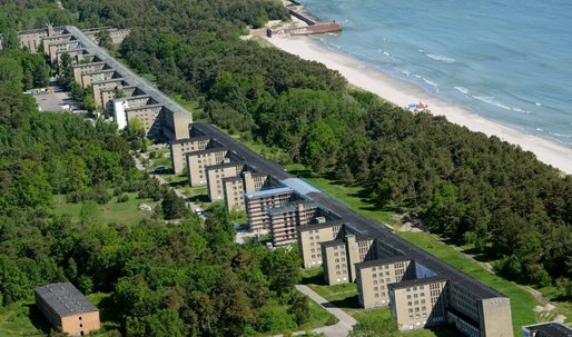 Controversy over Hitlers Prora beach resort continues