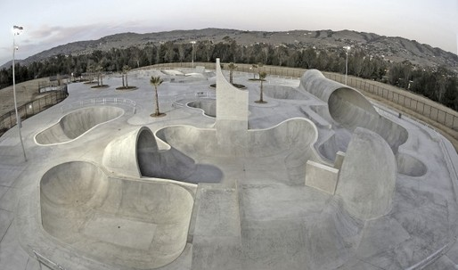 Big Air: Designing the Worlds Best Skate Parks