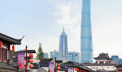 Shanghai Tower places first in latest Emporis Skyscraper Award