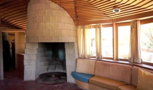Video tour of the David & Gladys Wright House