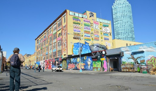 "5 Pointz ""graffiti mecca"" in Long Island City faces imminent destruction"