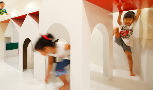 "Ten Top Images on Archinects ""Kids Spaces"" Pinterest Board"