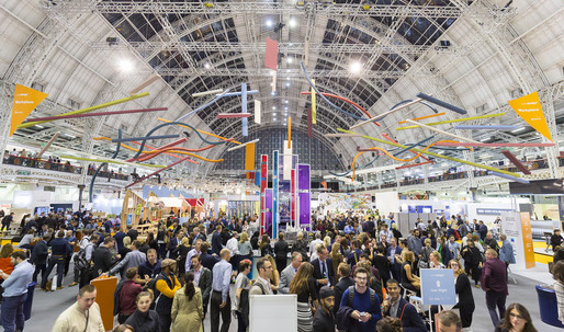 In tempestuous London, design leads the evolution: Archinects report from the front lines of the London Design Festival
