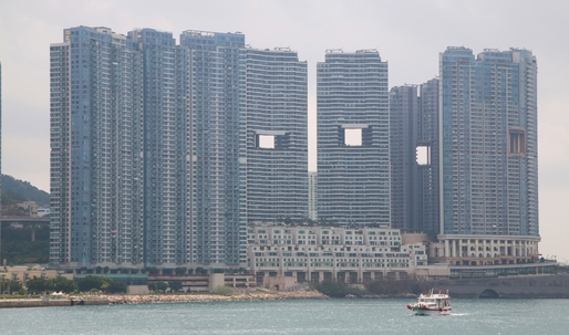 Dragon-proofing: why skyscrapers in Hong Kong have holes