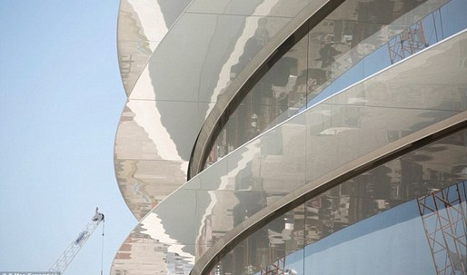 Perfectionists versus contractors: the details of building the Apple Campus