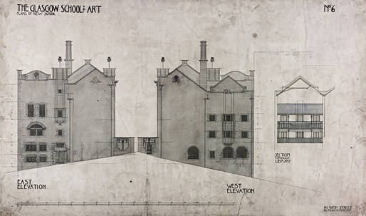 Mackintosh exhibition emphasizes need for careful selection of architect for Glasgow School of Art restoration