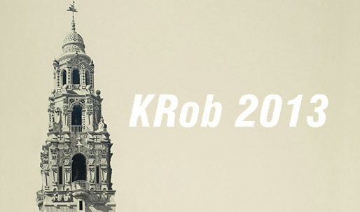 Just Launched: the 39th Annual KRob Architectural Delineation Competition