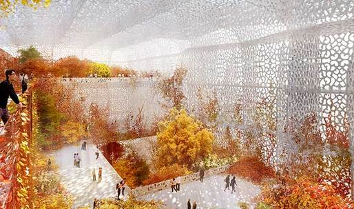 Designs for Beijing mega-museum unveiled