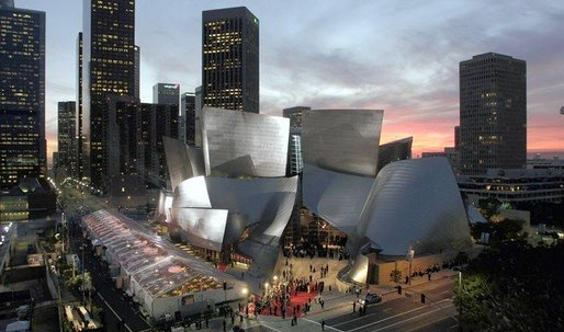 Nearly 10 years old, Disney Hall needs upgrades