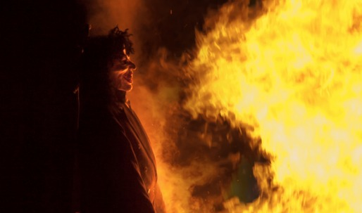 In honor of Guy Fawkes Day, check out these semi-regular communal fires