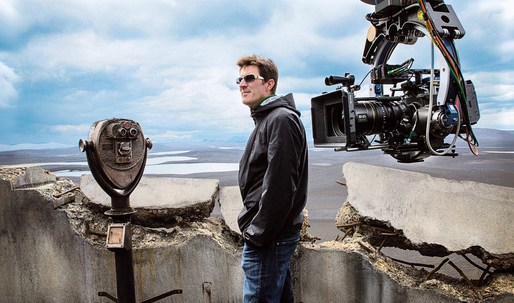 Oblivion director Joseph Kosinski brings an architectural perspective to the end of the world