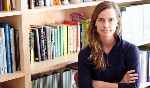 "Kate Orff to emphasize ""climate dynamics"" as new Director of Columbia GSAPP's Urban Design Program"