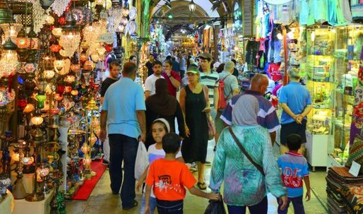 Grand Bazaar in Istanbul in Danger of Collapse?