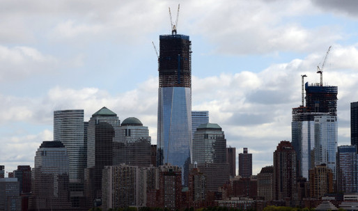 One World Trade Center to become NYC's tallest building...today!
