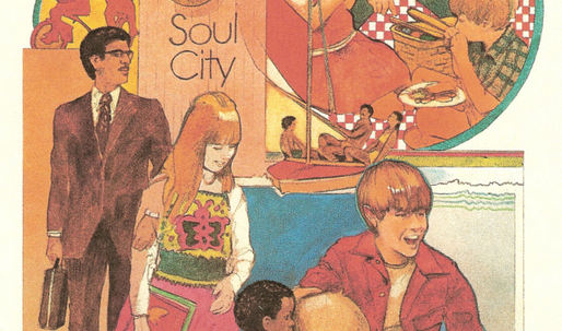 "Flashback: Floyd McKissick's unfinished ""Soul City"" suburb in NC"