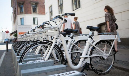 Copenhagen could ax its pioneering city bike program by month's end