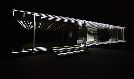 VIDEO: Luftwerks INsite performance at the Farnsworth House