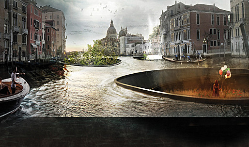 Venice CityVision Competition Announces Winners